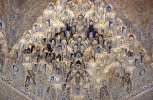 Bóveda de Mocárabes