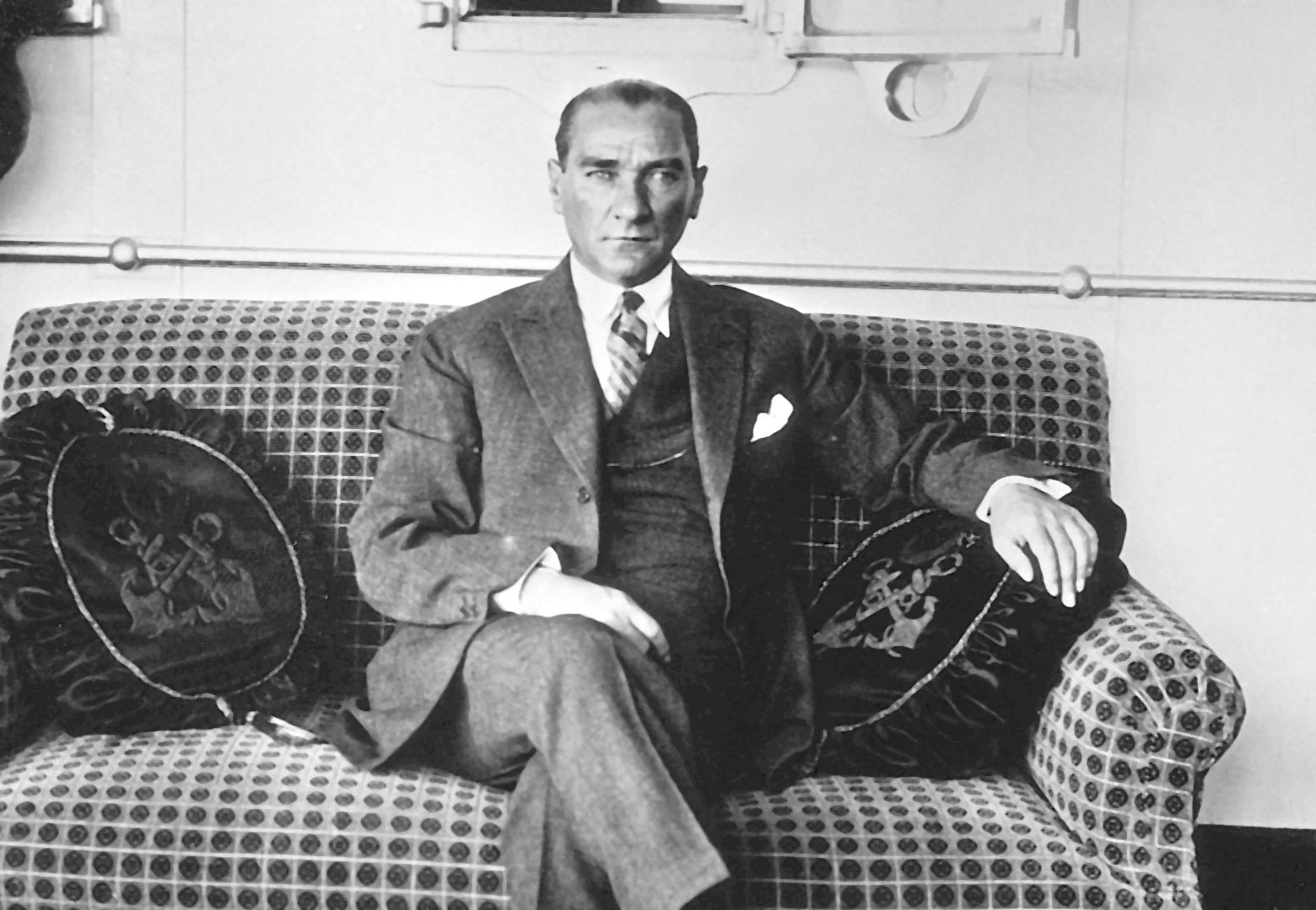 Mustafa Kemal Atatürk: El padre de la Turquía moderna (I ...
