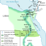 Ancient_Egypt_old_and_middle_kingdom-es.svg