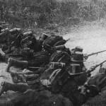 Liége_-_1914_-_Soldats_d'infanterie_prenant_part_à_la_défense_de_Liège_dans_les_faubourgs_d'Herstal