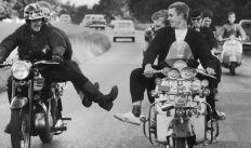 Brighton 64: cuando rockers y mods se dieron de palos