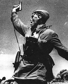 sub teniente sovietico tokarev tt 33