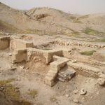 Ruinas de Tell es-Sultan, más conocida como Jericó.