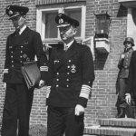 Doenitz y von Friedeburg rumbo Patria