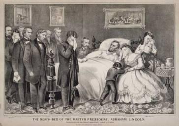 Muerte del presidente Lincoln