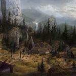 pueblo vikingo
