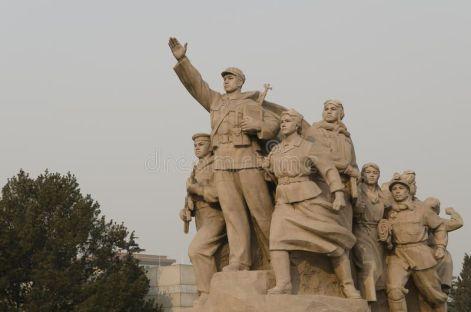Estatuas Mao 2