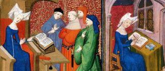 Mujer y mundo intelectual. Christine de Pizán