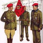 uniforme division azul