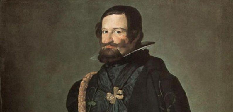 Retrato del Conde-Duque de Olivares (1625)