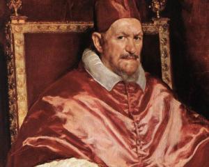 Inocencio X - Velázquez