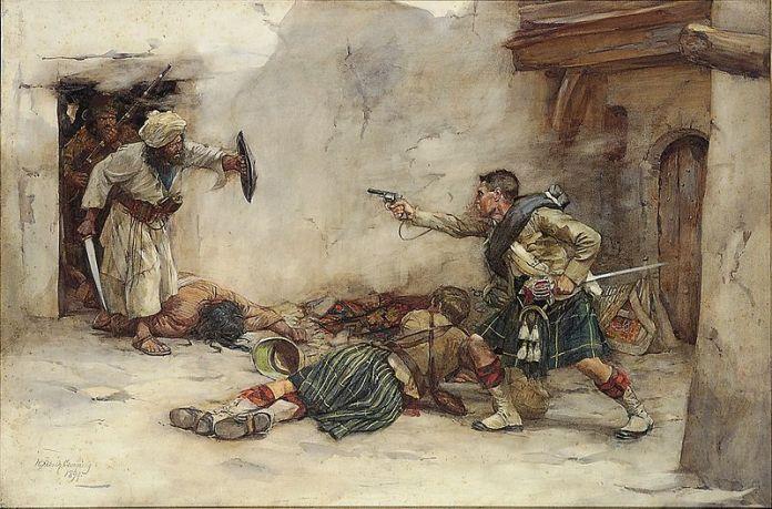 """William Keoch Cumming, """"Segunda Guerra Anglo-Afgana"""""""
