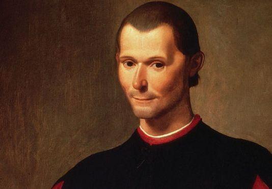 Maquiavelo según Santi di Tito