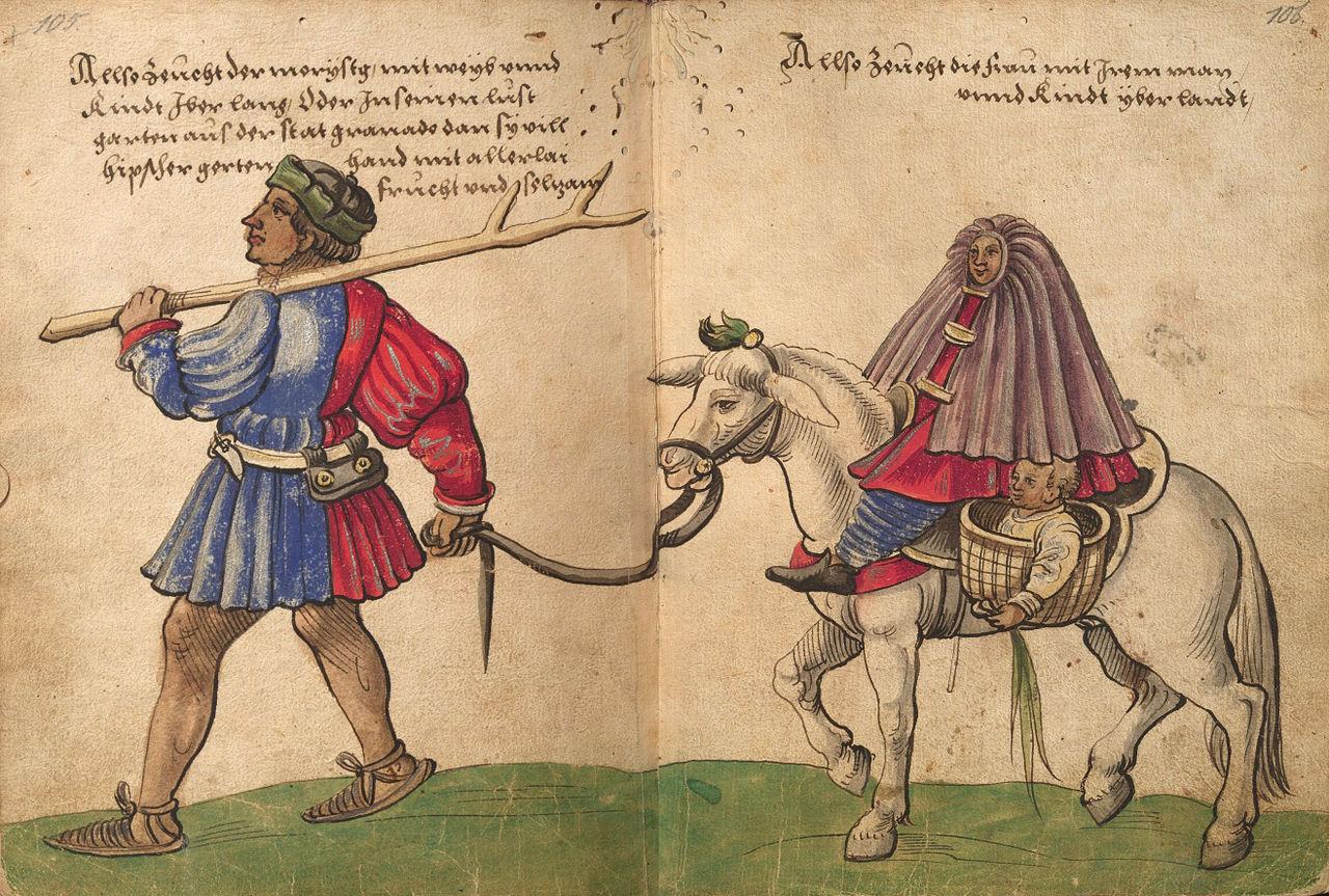 Los Moriscos de Andalucía- Archivos de la historia