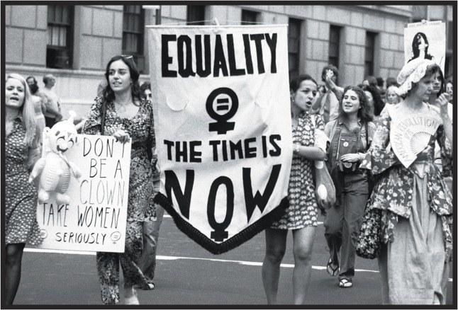 NOW, una de las organizaciones protagonistas de las olas de feminismo liberal y radical