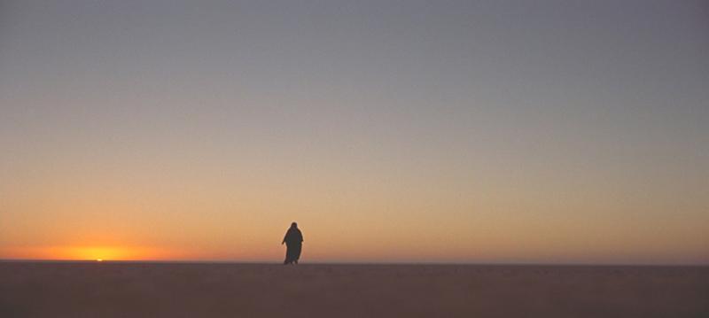 Fotograma de Lawrence de Arabia. Primera guerra mundial
