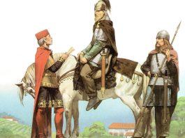 Germanos y galorromano