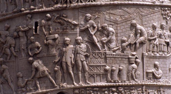 Pasaje de la Columna de Trajano