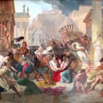 Saqueo de Roma por Genserico, Karl Bruillov