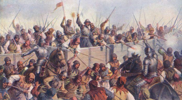 Batalla de Lipan, Josef Mathauser