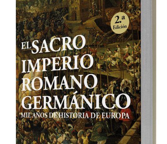 El Sacro Imperio Romano Germánico, de Peter H. Wilson