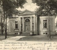 """""""When we make the past personal, history comes alive"""": Interview with Jessica Hilburn, Executive Director of Benson Memorial Library, Titusville, Pennsylvania"""