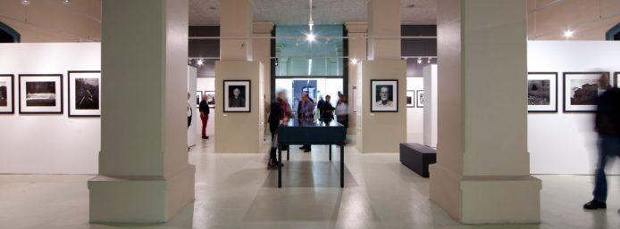 Sala exposicions AFB. Foto Eva Guillamet