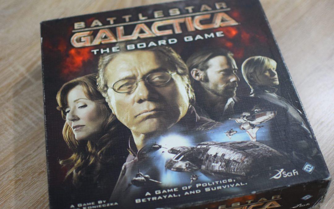 Sci-fi Inspirations: Battlestar Galactica