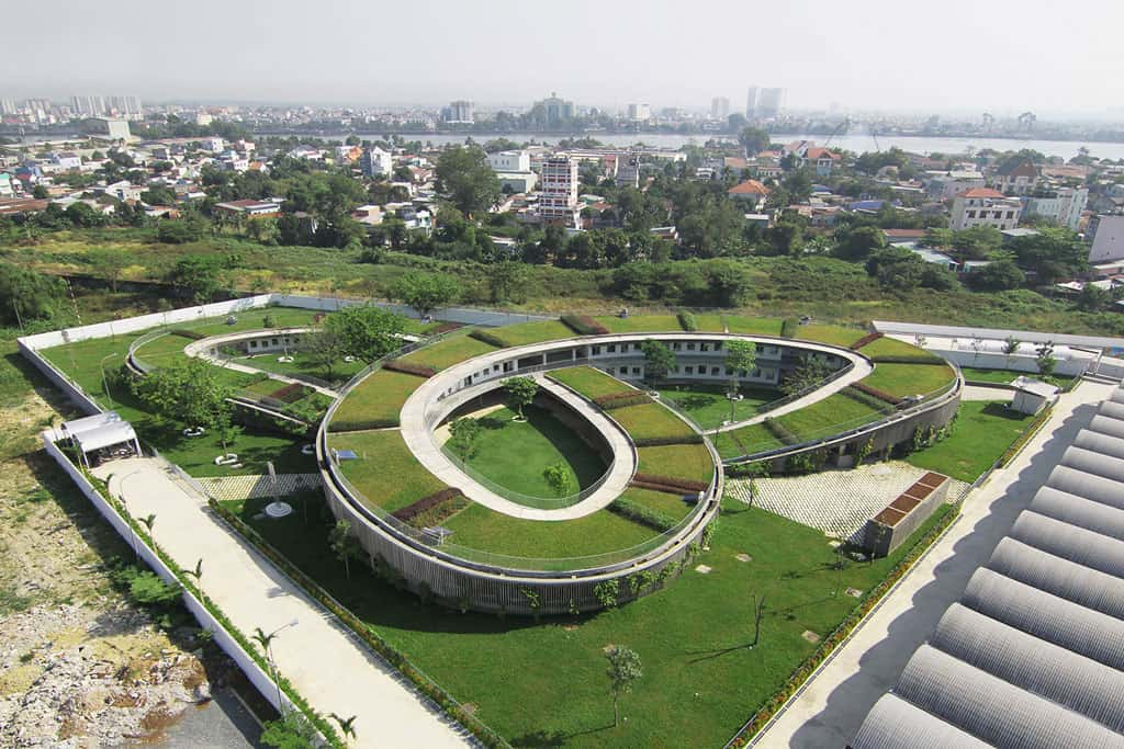 Farming Kindergarten - Vo Trong Nghia Architects - Gremsy 1