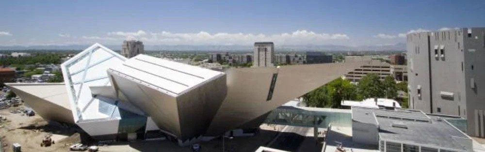 Extension To The Denver Art Museum Is Libeskind S Marvel