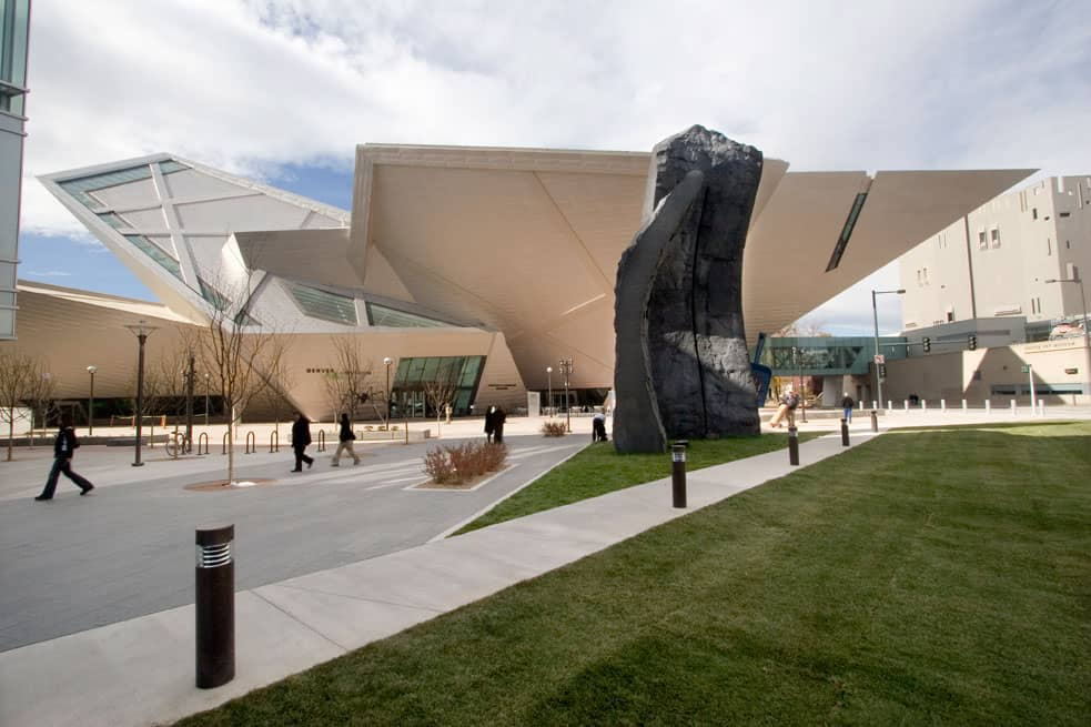 Denver Art Museum Extension by Studio Libeskind 37