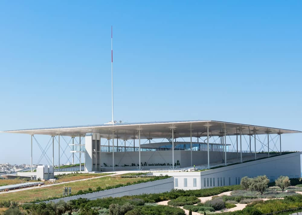 Stavros Niarchos Foundation Cultural Centre Renzo Piano Athens Greece 1