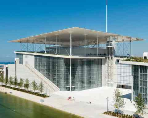 Stavros Niarchos Foundation Cultural Centre Renzo Piano Athens Greece 4