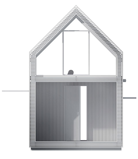 Barn House Vf Di Paolo Gianfrancesco Architetto