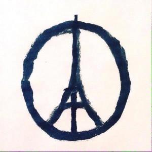 Presidio per la solidarietà e in ricordo delle vittime di Parigi