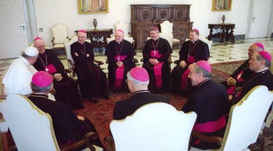 I Vescovi piemontesi a Roma per la Visita ad limina