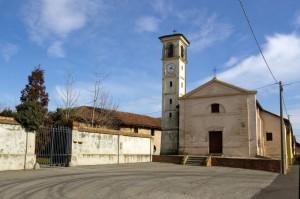 Inaugurazione restauro chiesa Sant'Eusebio Crova Viancino