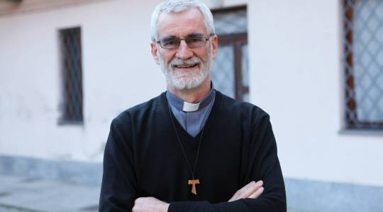 La Chiesa Eusebiana accoglie Mons. Marco Arnolfo