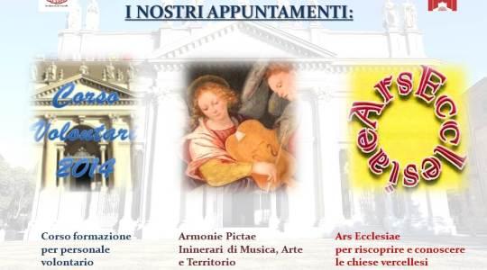 Appuntamenti di Settembre con l'Ufficio Beni Culturali