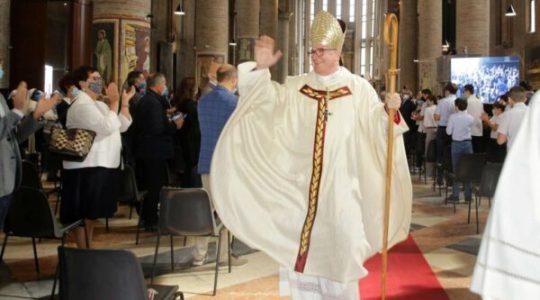 11 ottobre: Piacenza accoglie Mons. Cevolotto