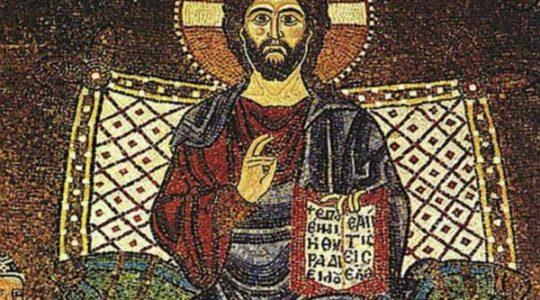 Cristo Re Mt 25,31-46-30