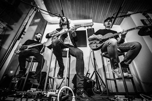 Hernandez & Sampedro Trio live Bevitori Longevi