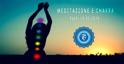 Meditazione e Chakra - Serata gratuita di sperimentazione