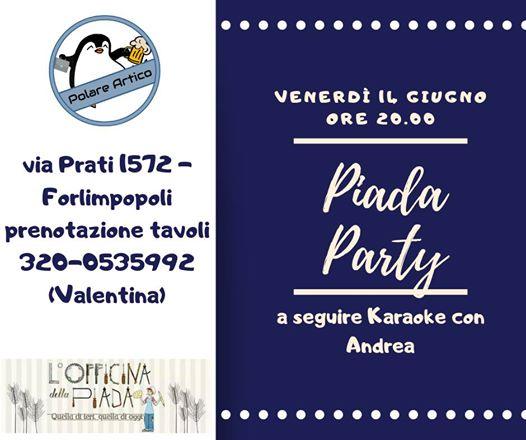 Piadina Party