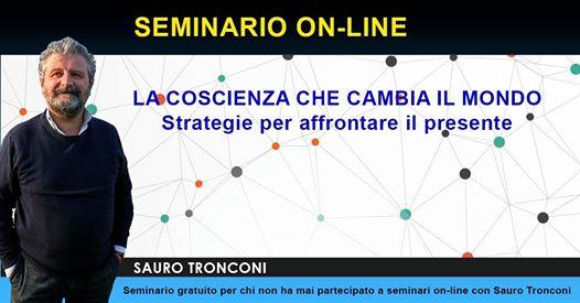 Seminario web gratuito con Sauro Tronconi