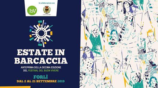 Estate in Barcaccia 2019