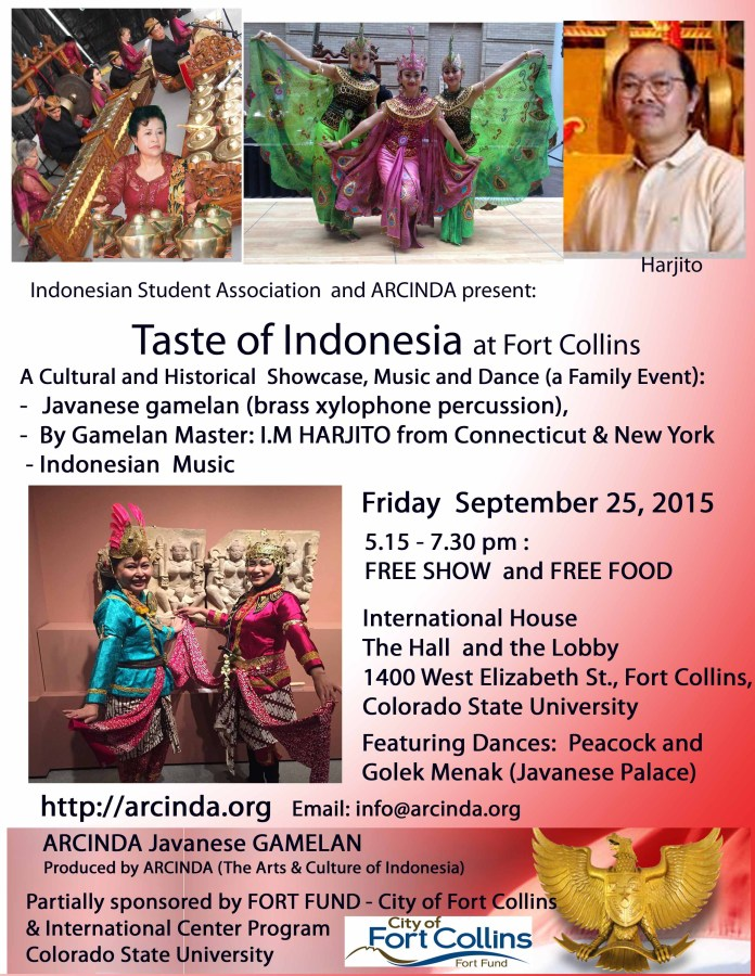 Arcinda Past Events