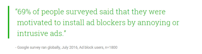 Better ad experiences - DoubleClick by Google