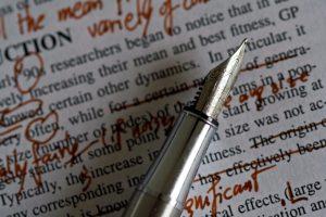 Writing is Rewriting