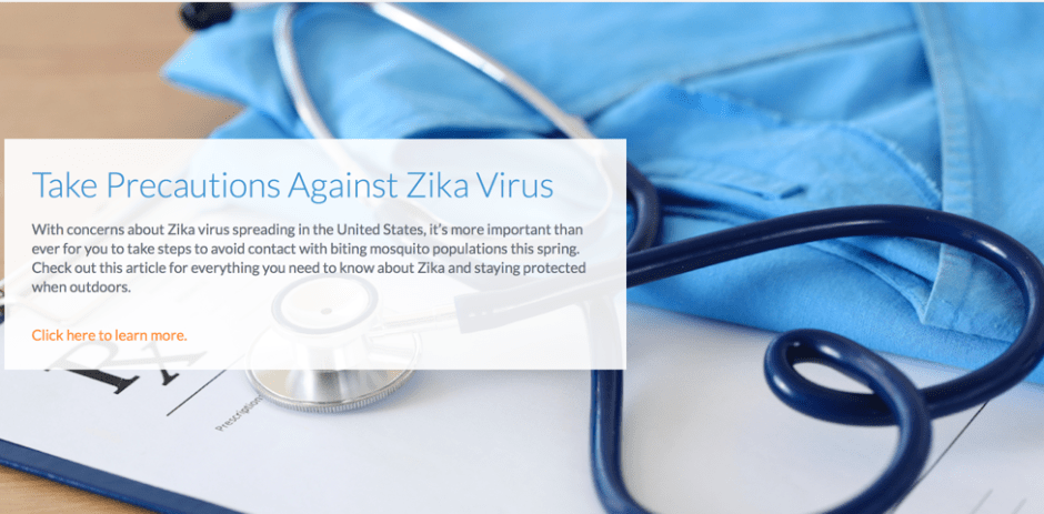 Zika Virus Information from PestWorld.org